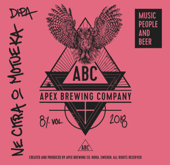 Apex NE Citra & Mouteka 440 ml