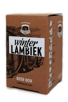 Oud Beersel Beer Box Winter Lambiek 3,1L