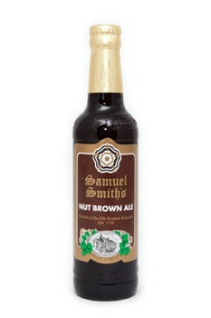 Samuel Smith Nut Brown Ale 355 ml