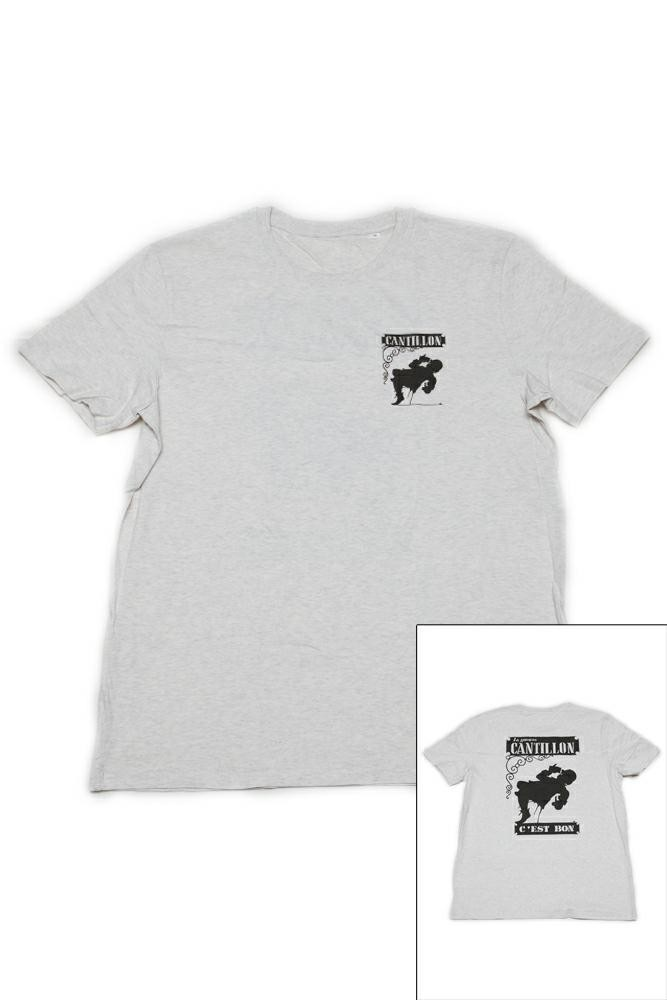 Cantillon White T-shirt (XL)