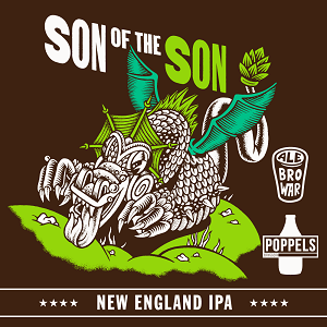 AleBrowar Son of the Son 500 ml