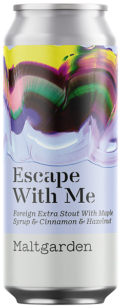 Maltgarden Escape With Me 500 ml