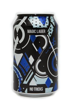 Magic Rock Magic Lager 330 ml (puszka)