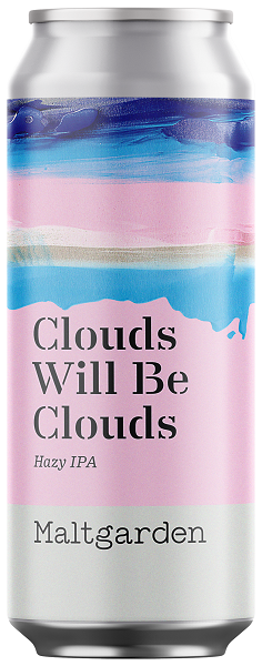 Maltgarden Clouds Will Be Clouds 500 ml