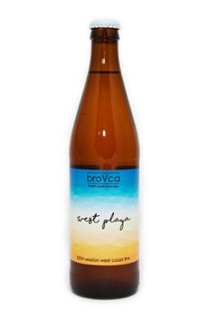 BROVCA West Playa DDH 500 ml