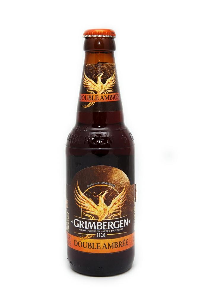 Grimbergen Double (Belgia) 330 ml