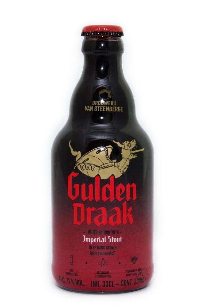 Gulden Draak Imperial Stout 330 ml