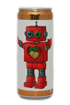 Brewski Red Robot DIPA 330 ml
