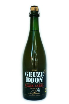 Boon Oude Gueuze Black Label N*4 750 ml