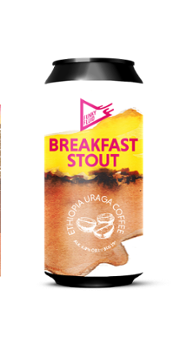 Funky Fluid Breakfast Stout 500 ml