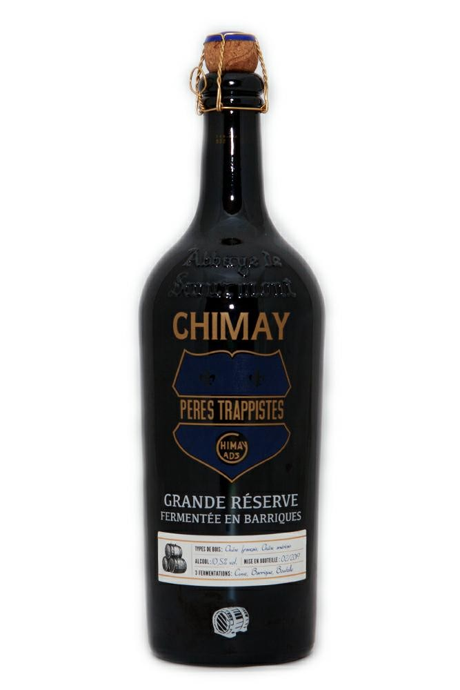 Chimay Blue Barrique 750 ml