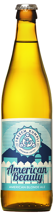 Trzech Kumpli - American Beauty 500 ml