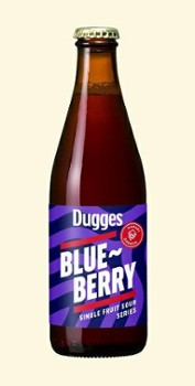 Dugges Blueberry 330 ml