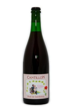 Cantillon Rose De Gambrinus 750 ml