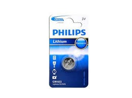 Bateria PHILIPS CR1620 3V