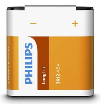 4,5V 3R12 PHILIPS LONGLIFE
