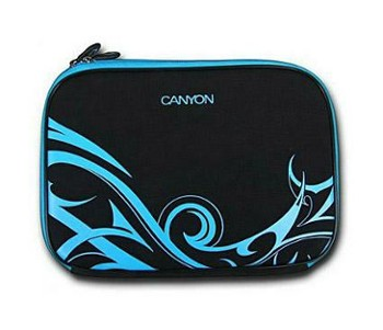 Torba Notebook CANYON czarno-nieb