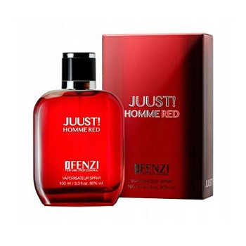 Woda po goleniu Juust Red 100 ml