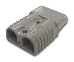 Multipole connector housing Anderson SB350 Gray 906