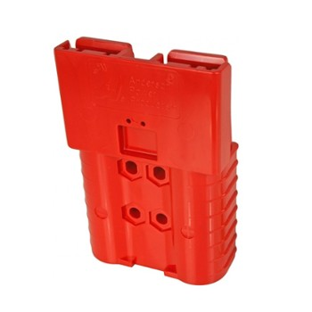 Anderson SBX350 Connector housing 6352 Red
