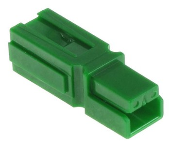 Anderson PP180 180A Connector housing 1381G4 green