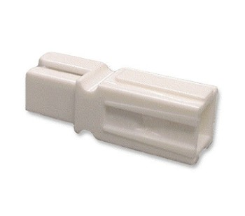 Anderson PP120 120A Connector housing 1321G2 white