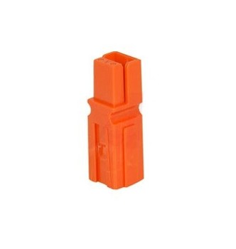 Anderson Powerpole Connector housing 1327G17 - PP15 to PP45 - Orange