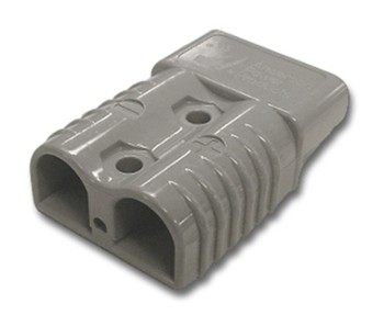 Multipole connector housing Anderson SB120 gray 6810G1