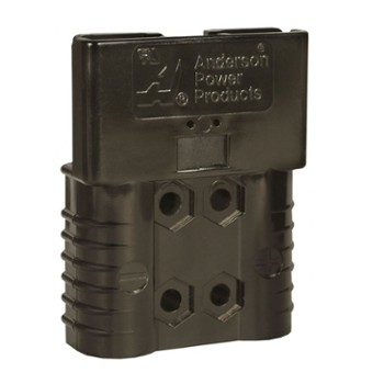Anderson SBE160BLK E6392G1 connector housing (2-8170G14)