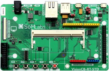 SoMLabs VisionCB-RT-STD Carrier Board