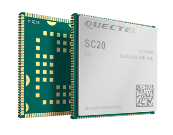 Moduł LTE All-in-one Quectel SC20