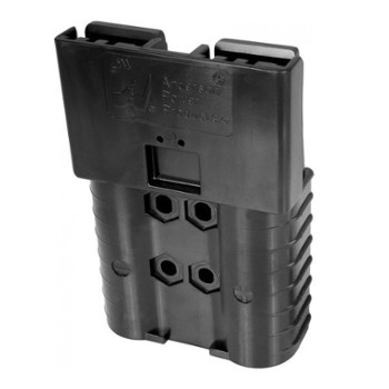 Anderson SBE320 Black  E6361 connector housing (2-8171G5)