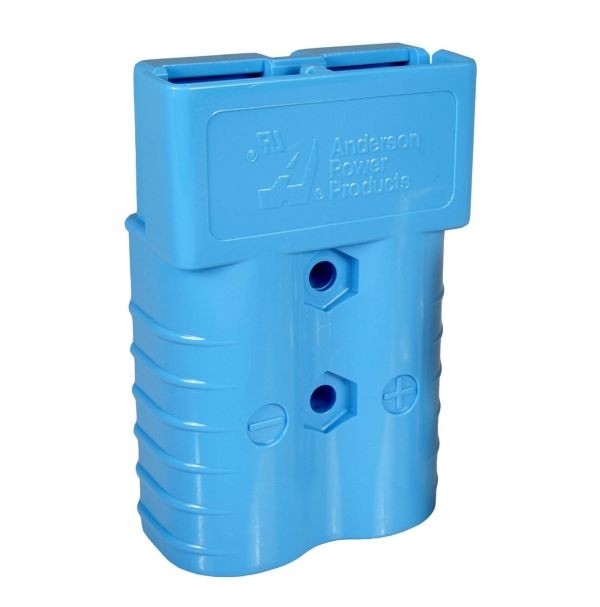 Multipole connector housing Anderson SB350 Blue 912 - store