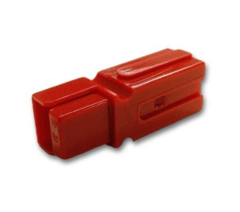 Anderson PP120 120A Connector housing 1321G3 red