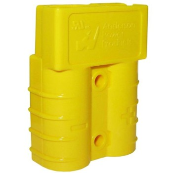 Multipole connector housing Anderson SB175 Yellow 943