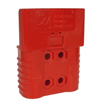 Anderson SBE160-Red E6385G1 connector housing (2-8170G2)