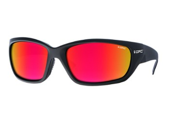 Okulary OPC Pro Sport Makalu Matt Black Red Revo