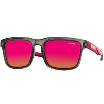 Okulary OPC California black+pink REVO