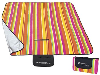 Koc piknikowy Spokey Stripes 130x150cm