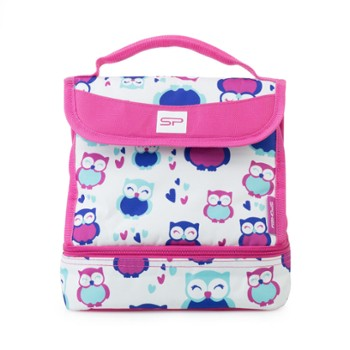 Torba Termiczna Spokey Lunch Box pink