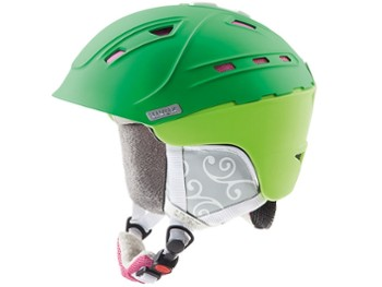 Kask UVEX P2US WL 51-55 green-pink mat