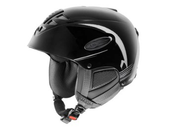 Kask Uvex Uvision AIR 56-58 S-M czarny