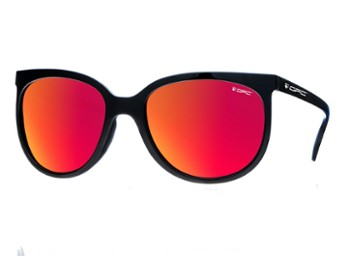 Okulary OPC Lifestyle Paris czarne Red Revo