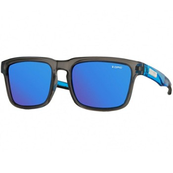 Okulary OPC California black+blue REVO