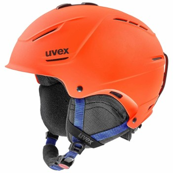 Kask Uvex P1us 2.0 59-62 L-XL orange