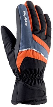 Rękawice Viking Kid 6 black-orange