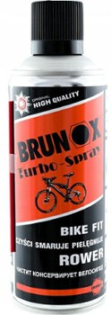 Aerozol Brunox Bike Fit 200ml