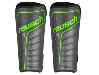 Reusch Shinguard D-Fend Lite L green
