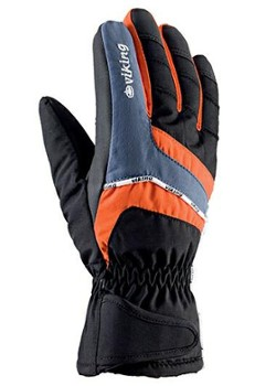 Rękawice Viking Kid 4 black-orange