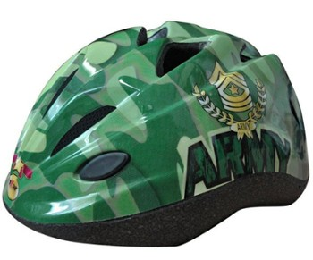 Kask Axer Cool Army 52-56 cm M